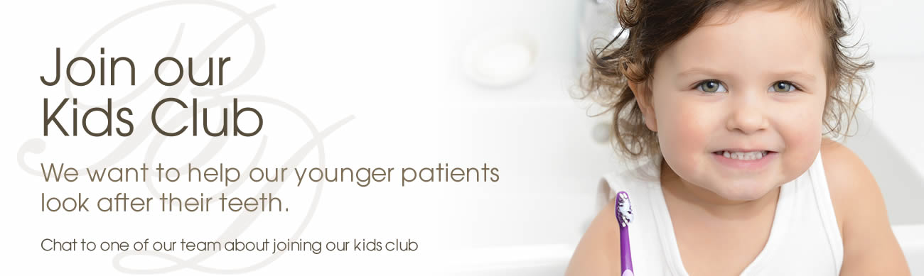 Kids dental  health Northern Ireland