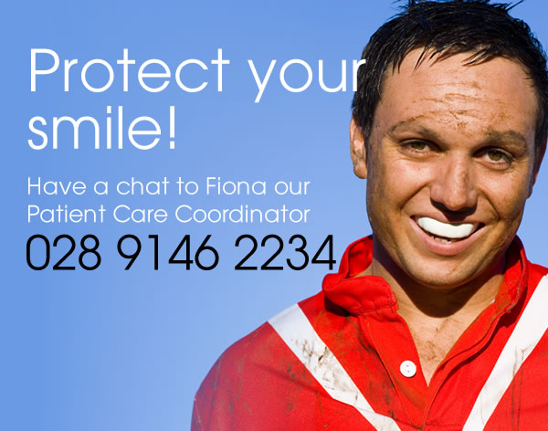 protect your smile with a sports mouthguard northern ireland
